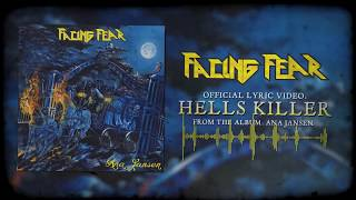 FACING FEAR - Hell's Killer (Lyric video)