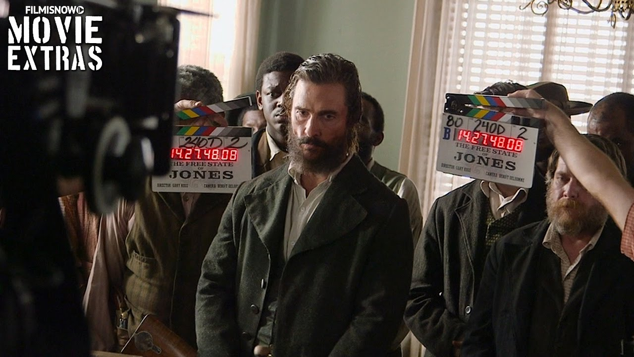 Go Behind the Scenes of Free State of Jones (2016)