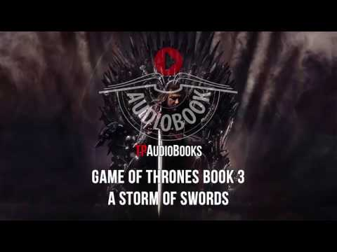 Game of Thrones  A Storm of Swords  A Song of Ice and Fire Full Audiobook 01 Jaime I
