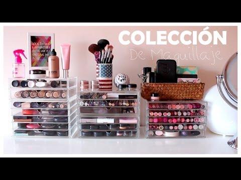 Colección de Maquillaje Actualizada | Nueva Organización Parte 2