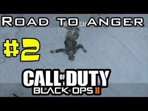 "BO2 - Y U HAVE FUN PLAYING VIDEO GAMES?! Road to Anger Part 1 ""Black Ops 2"" Trolling"