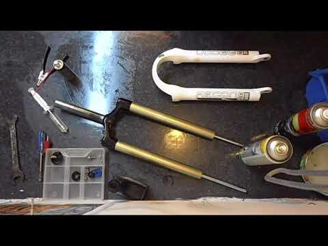 Rock Shox fork - service