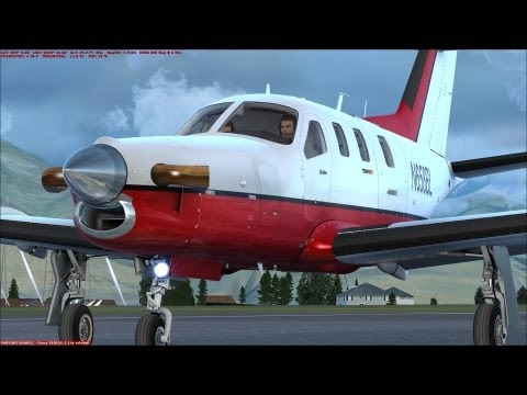 CARENADO - SOCATA TBM 850 HIGH PERFORMANCE SINGLE ENGINE TURBOPROP