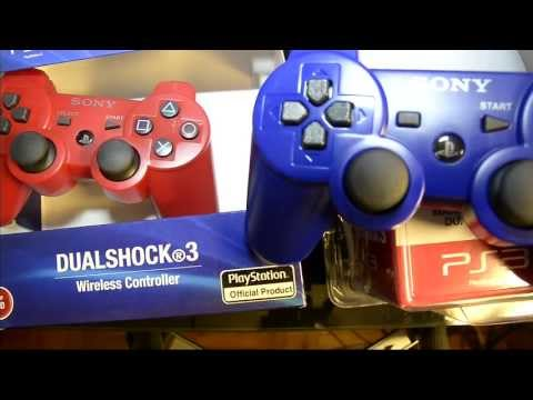 Fake DualShock 3 Controller Review (Ebay / AliExpress)