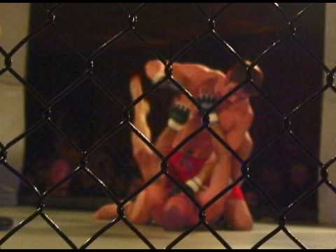 Jason Hoyer MMA Ground and Pound knockout Image 1