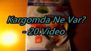 Kargomda Ne Var? - 20.Video