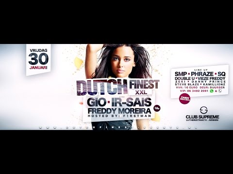 Dutchfinest Xxl Mix Vol.2 - Mixed By Phraze video