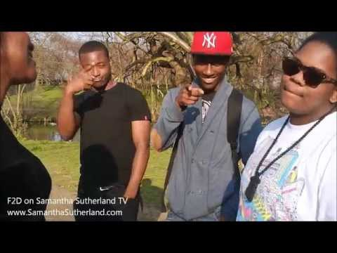 Samantha Sutherland TV.. Interviews F2D - Hot Unsigned UK Group (Aged 16 Years Old)