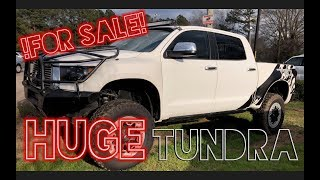 Huge Lifted Tundra (FOR SALE)
