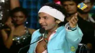 Hari Performs on Dance India Dance.flv