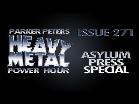 Heavy Metal Power Hour - Issue 271