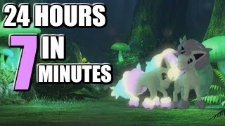 EVERYTHING from Pokemon's 24 hour Sword and Shield Stream in 7 minutes