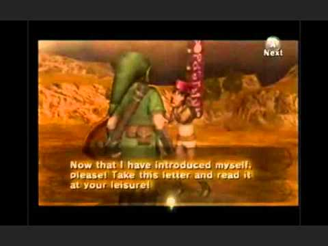 Zelda Bloopers Episode 2: Wait Here