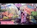 VLOG#143| H-3| KYOTO PAKAI KIMONO|LIHAT MOMIJI
