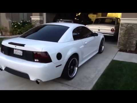 2002 Mustang Gt Supercharged Wolfe Youtube