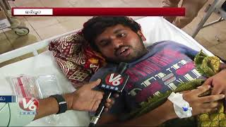 People In Panic Situation With Spread Of Viral Fevers In Khammam District