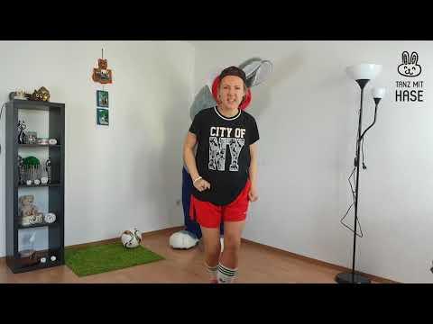 Лучшие Уроки ТАНЦЕВ для Начинающих || Tanz mit Hase - Развивающие Танцы Онлайн || Урок 2