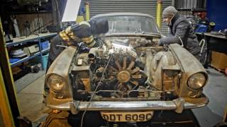 The Jaguar MK10 Rebuild Part01