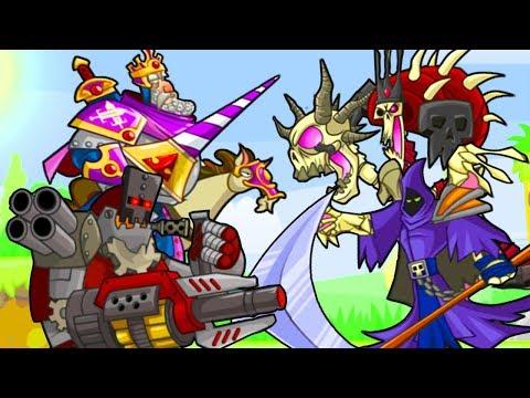 Tower Conquest взлом! ЧЕЛЛЕНДЖ ОДИН ПРОТИВ ВСЕХ(7) - Игры только для детей