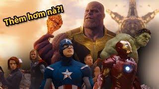 Khi Thanos Cướp miếng ăn của Thor và cái kết...đắng lòng