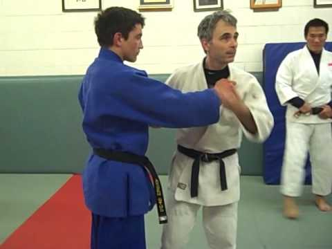 Ouchi-Gari to Tai-Otoshi combo by Mark Image 1