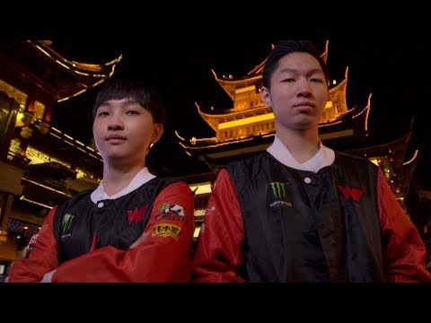 2017 World Championship Semifinals Day 2 Tease (WE vs SSG)