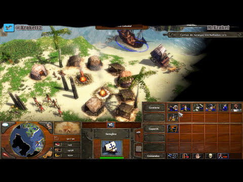 Age of Empires III Complete Edition Acto 1 Parte 3