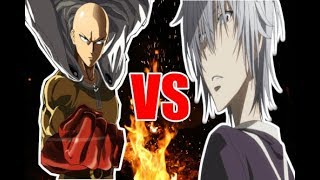 One Punch Man vs Accelerator | What Would Happen?