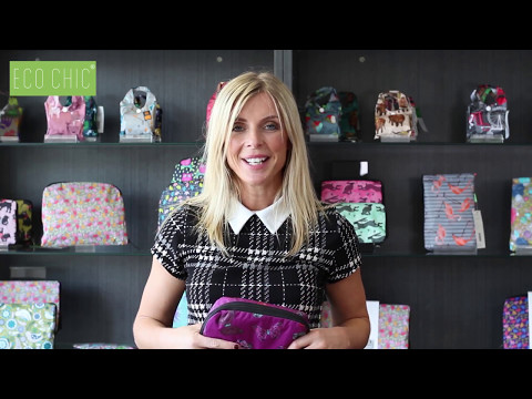 ECHO CHIC Small Backpack Tutorial
