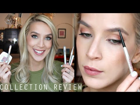 Benefit Brow Collection Review + Demo   Hits & Misses