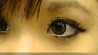 Angel Brown CM-834 Review Black Swan Makeup Michelle Phan