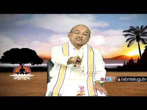 Garikapati Narasimha Rao About Reason Behind Bells In Hindu Temples | Nava Jeevana Vedam |ABN Telugu