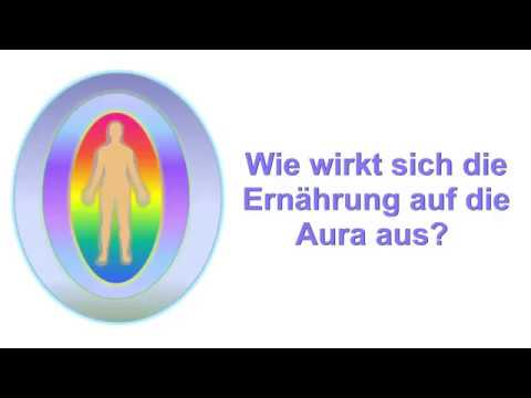 Wie wirkt sich die Ernährung auf die Aura aus? - Zu Gast bei Lumira