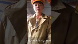 Bác tài xế Đình Sang quá cứng với CSGT Thái Bình