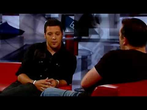 Ricky Gervais on The Hour with George Stroumboulopoulos