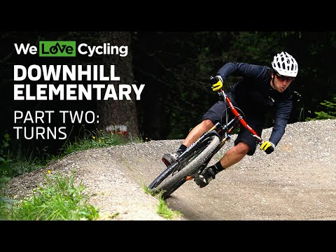 Downhill Elementary: How To Survive Turns