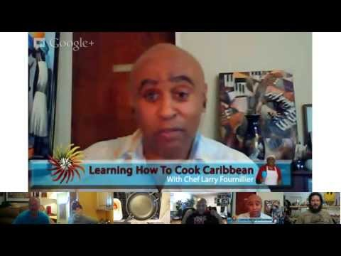 Cooking Caribbean Cuisine w/ Chef Larry S02E08 &#8211; Chinese-Trini Pepper Shrimp &amp; African Jollof Rice