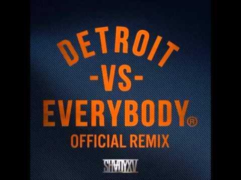 Trick-Trick Feat. Various Rappers- Detroit Vs. Everybody (Remix) thumbnail
