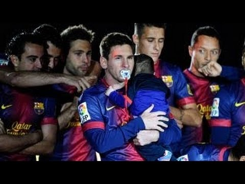 Barcelona vs milán (4-0) uefa champions league  radio anda cero