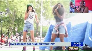 NYC prepares for `Harlem Week 2018`
