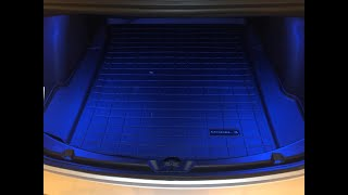 Model 3 Trunk and Glovebox LED Lights