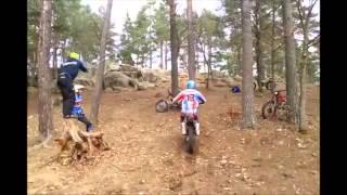 Salto A La Comba Con Moto - El Rellano