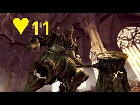 ♥ Dark Souls - S6 - #11 Bruno vs Smough and Ornstein