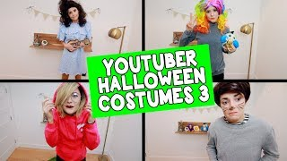 YOUTUBER HALLOWEEN COSTUMES 3 // Grace Helbig