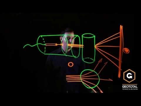 Лазер линия своими руками