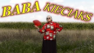 BABA KIECIAKS *Thrift Shop Cover* (Official Video) =Lietuviska Daina=