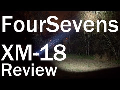 FourSevens XM 18 Malestrom Review
