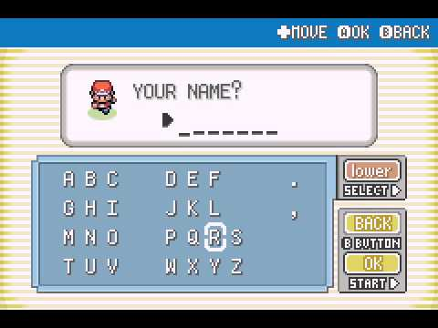 Pokemon Fire Red - Pokemon Fire Red part one - User video