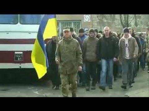 Скандал! В Украине проводять мобилизацию прямо в автобусе