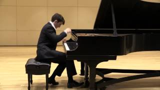 Alex Beyer plays Chopin Scherzo No. 2, Op. 31
